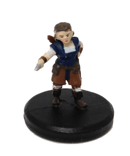 Stout Heart Halfling Female Bard