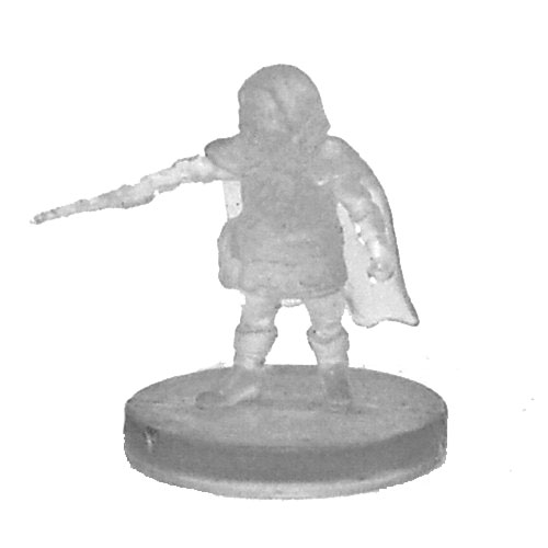 Lightfoot Halfling Rogue (invisible)