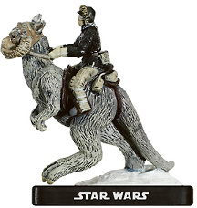 Han Solo on Tauntaun